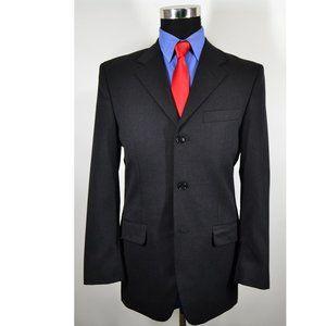 Jones New York 37R Sport Coat Blazer Suit Jacket C